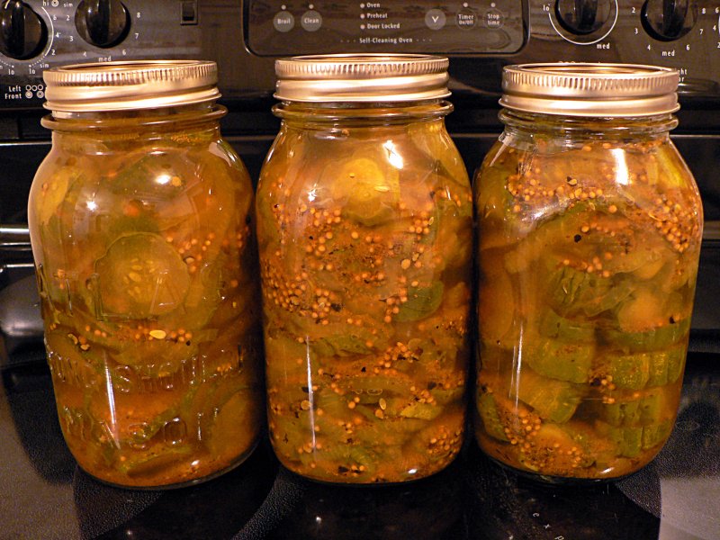 How To Make Bread And Butter Pickles - How To Cook Like Your ...