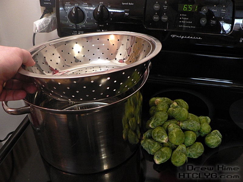 how to make sprouts quickly
