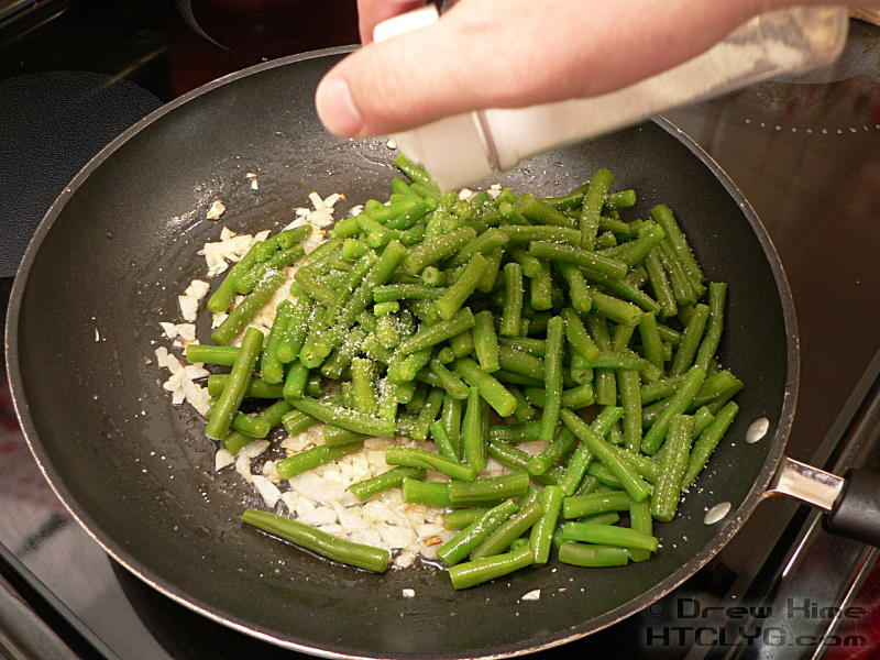 how to make kfc green beans