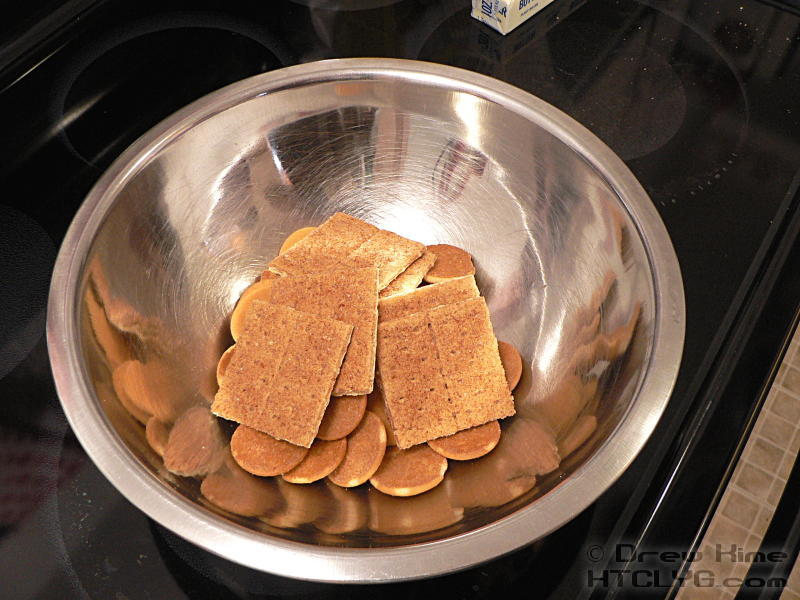 How To Make Graham Cracker Crust - How To Cook Like Your Grandmother