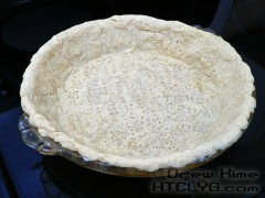 How To Make Sweet Pie Crust
