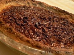 How To Make Sorghum Pecan Pie