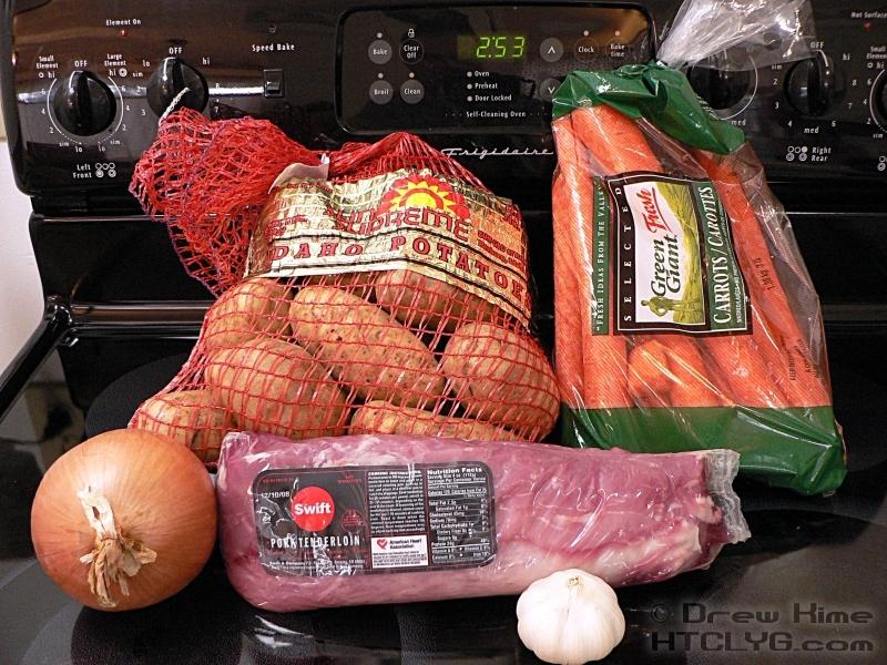 Recipe pork loin pot roast