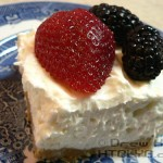 How To Make Emily's Creamy Cheesecake