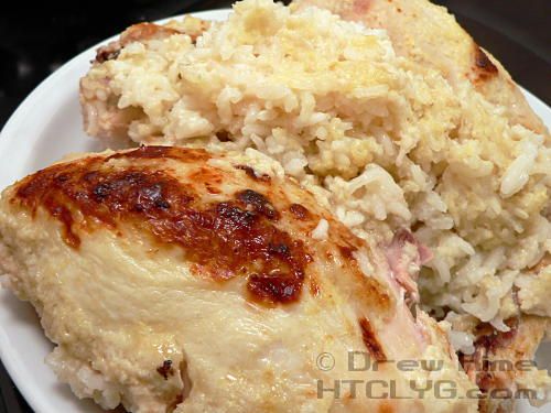 Baked Yogurt Chicken