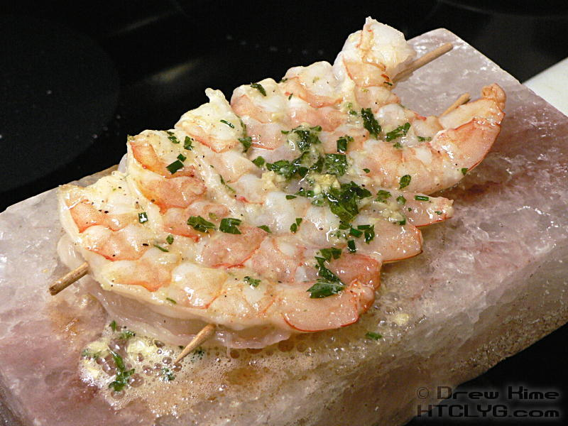 how to cook on a himalayan salt block