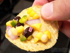 How To Make Black Bean and Corn Salsa