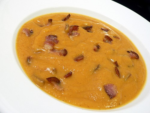 Bacon Sweet Potato Soup