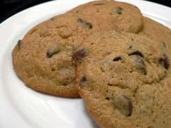 How To Make Peanut Butter Banana Chocolate Chip Cookies