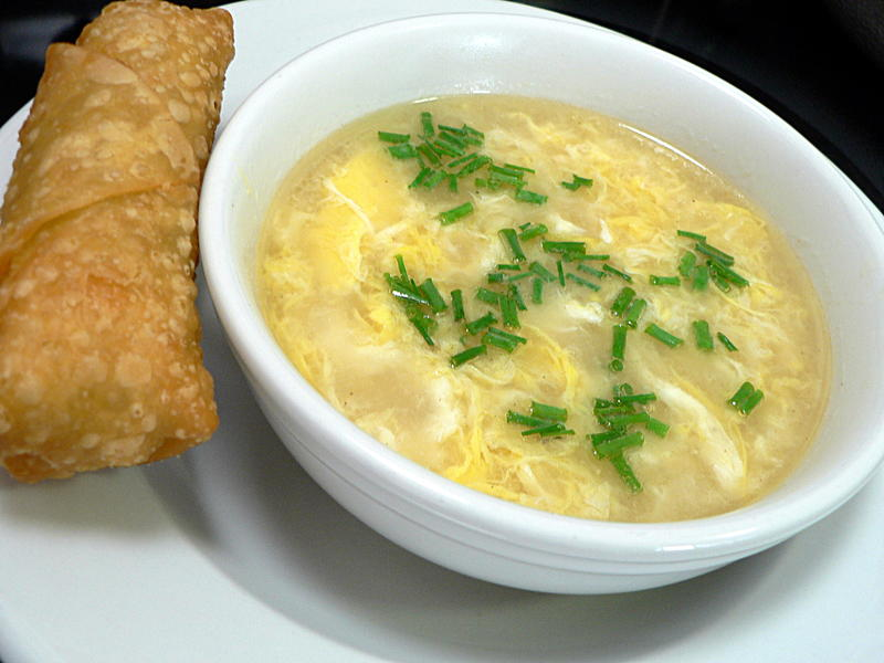 Chicken noodle soup gets all the glory, but for my money egg drop soup ...