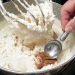 Malt Shop Cinnamon Whipped Cream