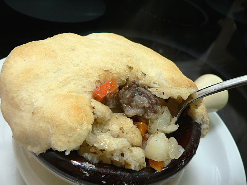 How To Make Beef Pot Pie - Cook Like Your Grandmother