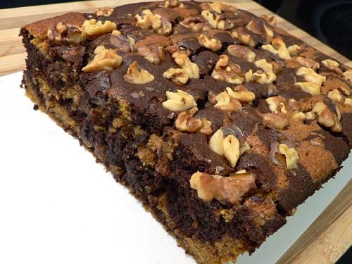 Gluten-free Pumpkin Chocolate Cake