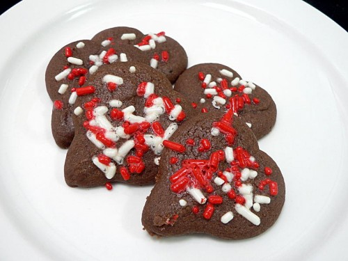 Chocolate Sugar Cookies