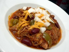 How To Make Pulled Pork Chili